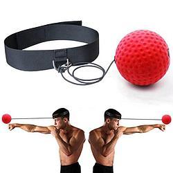 Мячик для бокса Файтбол тренажер Fight Ball