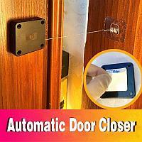 Автоматический доводчик для дверей и окон.