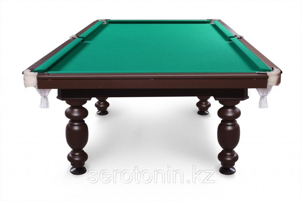 Стол бильярдный  Домашний ( 4 ноги) 7 ф ПУЛ/ РП