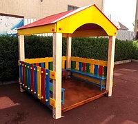 Детские беседки для дачи и детского сада, фото 1