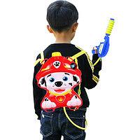 Водный пистолет рюкзак объем 1 литр щенячий патруль