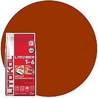 LITOCHROM 1-6 C.500 кр.кирпич затир. смесь (2kg Al.bag) 15 шт, фото 1