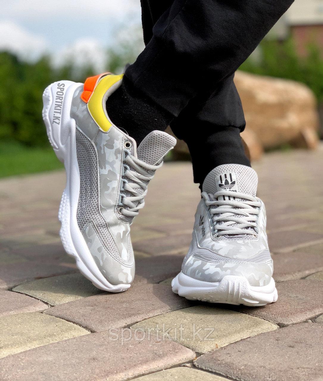 Кросс Adidas сер узор - фото 3