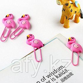 Скрепки  Flamingo №431 (маленькие)