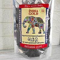 Индия Голд (India Gold) - крупнолистовой черный индийский чай, 400 гр