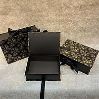 Подарочная коробка с пакетом, 3 в 1