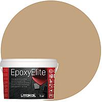 EpoxyElite E.09 ПЕСОЧНЫЙ эпоксидный состав для укладки и затирки моз. и керам. плит (1,0 kg)