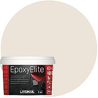 EpoxyElite E.02 МОЛОЧНЫЙ эпоксидный состав для укладки и затирки мозаики и керамической плитки 1,0кг