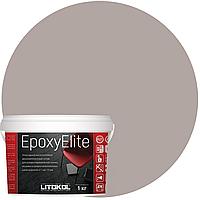 EpoxyElite E.03 ЖЕМЧУЖНО-СЕРЫЙ эпоксидный состав для укладки и затирки моз. и керам. Плит.(1,0 kg)