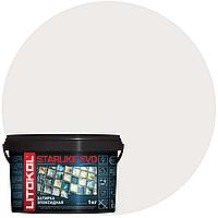 STARLIKE Defender EVO S.202 NATURALE эпок сост для уклад и затир моз и керам плит (1,0 kg), фото 1