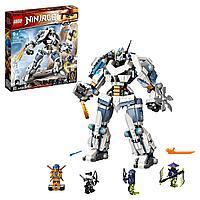 LEGO Ninjago Битва с роботом Зейна