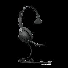 Jabra 24089-899-999 Гарнитура EVOLVE2 40,  USB-A, MS Mono