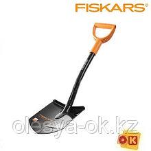 Лопата штыковая укороченная 81см FISKARS Solid