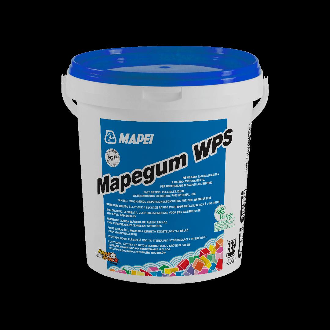 MAPEGUM WPS акриловый полимер для гидроизоляции 5кг.