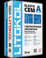 ELASTOcem А - гидроизоляция (24kg bag)