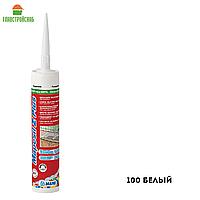 Mapesil Z Plus White boxes 12x280 ml однокомпонентный силиконовый герметик, фото 1