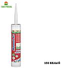 MAPESIL AC 100 (белый) boxes 12*310 ml однокомпонентный силиконовый герметик