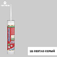 MAPESIL AC 111 (светло серый) boxes 12*310 ml однокомпонентный силиконовый герметик, фото 1