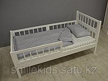 Кровать подростковая DARSI цвет белый