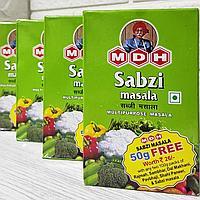 Сабзи масала (Sabzi Masala MDH) - приправа для овощей, рагу, овощей, 100 гр