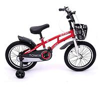 Детский велосипед Tomix WHIRLY 16, красный