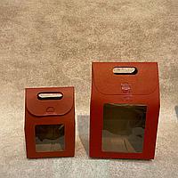 Подарочная коробка (20х14х7,5см)