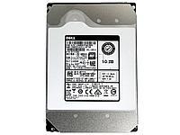 Жесткий диск DELL 0F27398 7FPR 07FPR HUH721010AL5200 10TB 7.2K SAS 12G 512e 3.5 Hot-Plug