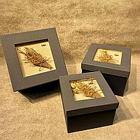 Подарочная коробка 3 в 1