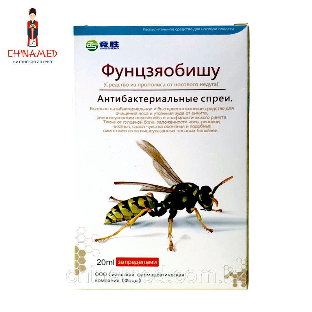 Ринит, аллергия, гайморит Прополис Бишу
