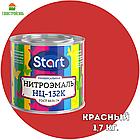 Нитроэмаль НЦ-132К красная фас.1,7кг