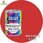 Нитроэмаль НЦ-132К красная фас.0,7кг