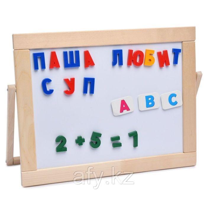 Доска азбука 8938