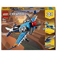 Конструктор для детей LEGO Creator Самолет винтовой 31099