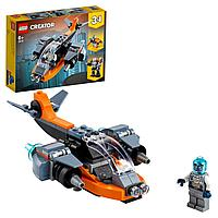 Конструктор LEGO Creator Кибердрон 31111