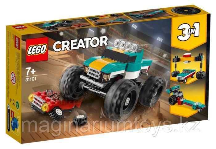 Конструктор Монстр-трак LEGO CREATOR 31101
