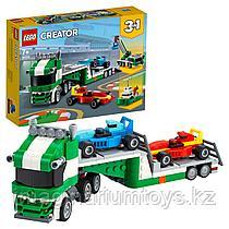 Конструктор LEGO Транспортировщик гоночных автомобилей Creator 31113