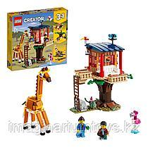 Конструктор LEGO Creator Домик на дереве 31116