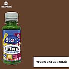 """Колер.паста № 21""""Start"""" (темно-коричневый) фас 0.1л"""