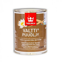 Tikkurila VALTTI (0,9 л) колерованное масло для террасной доски, фото 1