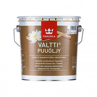 Tikkurila VALTTI (2,7л) колерованное масло для террасной доски, цвет 5075