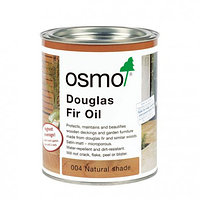 Масло OSMO TERRASSEN-OLE для террас, 004 дуглазия, натуральный тон, 0,75 л