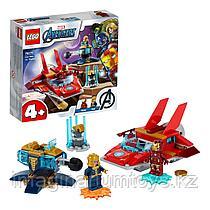 Lego Супер Герои Железный Человек против Таноса 76170