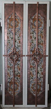 Ставни Фасадный декор