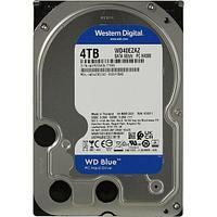 Жёсткий диск HDD 4 Tb SATA 6Gb-s Western Digital Blue WD40EZAZ 3.5* 5400rpm 256Mb