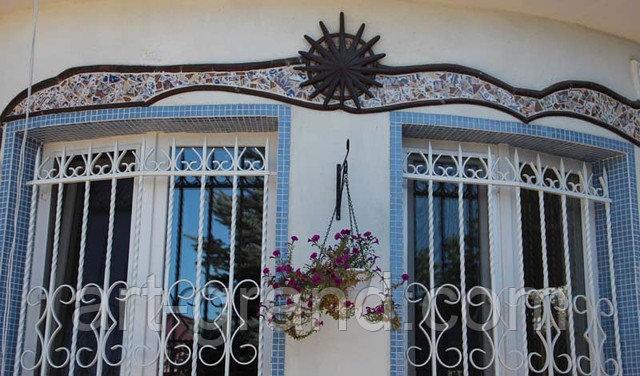 Фасад отделка окон декор элементы