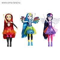 Кукла интерактивная «Девочки Эквестрии», МИКС