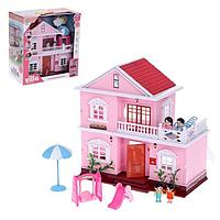 Дом для кукол «Дача» с аксессуарами