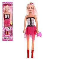 Кукла ростовая «Модница» с аксессуарами, высота 46 см, МИКС