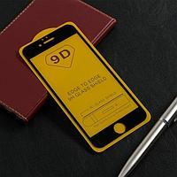 Защитное стекло Innovation 2D, для Apple IPhone iPhone 6/6S, полный клей, чёрная рамка