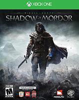 Видеоигра Middle-earth Shadow of Mordor Xbox One